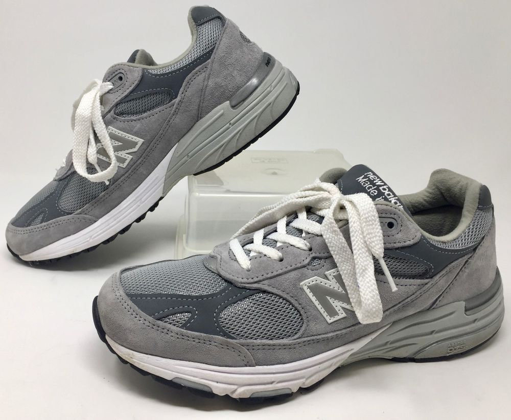99ba9f077ebf New Balance 993 Heritage Made In USA WR993GL Gray Womens Size US 9 B EU  40.5  fashion  clothing  shoes  accessories  mensshoes  athleticshoes (ebay  link)