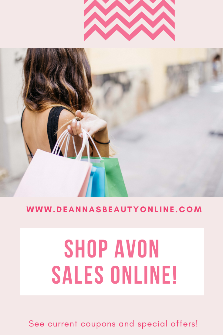 Pin on AVON SPECIAL OFFERS, SALES, AND COUPON CODES
