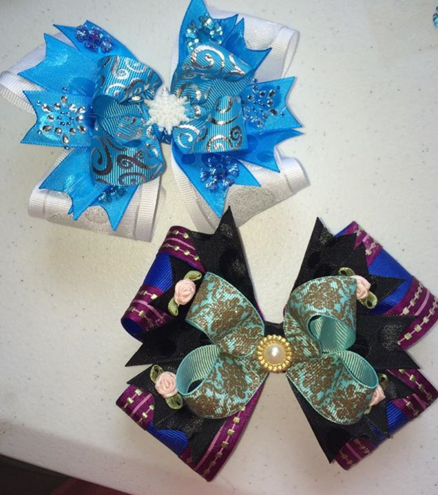 Handmade by Amanda Seal @ Seal'd With a Bow