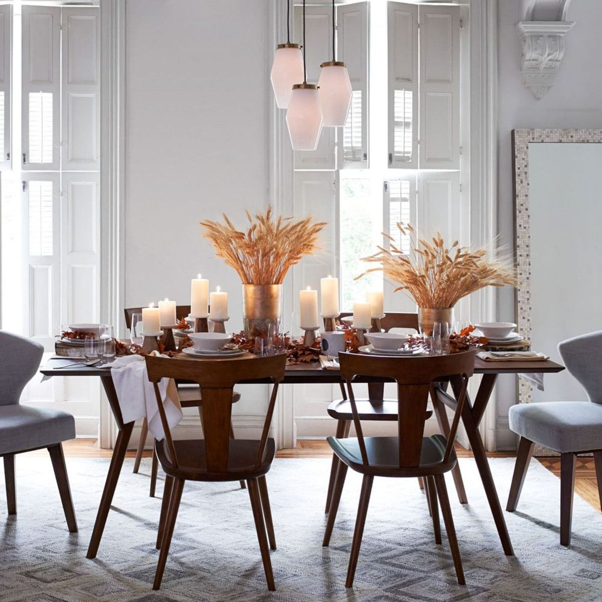 The Mid Century Modern Dining Chairs Your Home Must Have Cool Mid Century Modern Dining Rooms Decorating Design