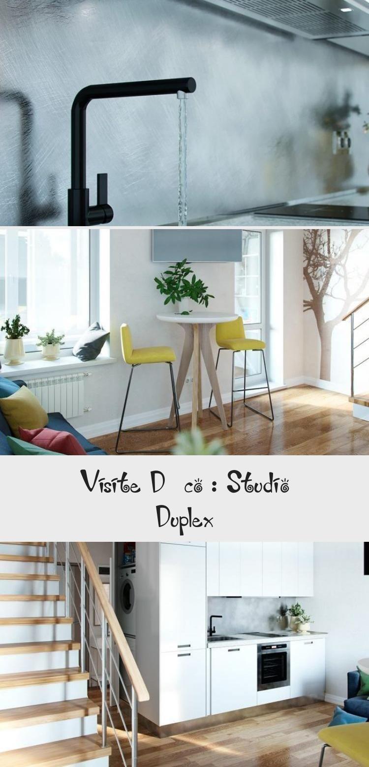 Visite Deco Studio Duplex Home Decor Studio Apartment Loft Bed