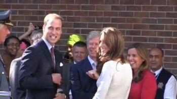Königlicher Nachwuchs: Herzogin Kate ist schwanger!