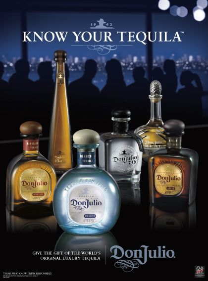 Don Julio Tequila Ad