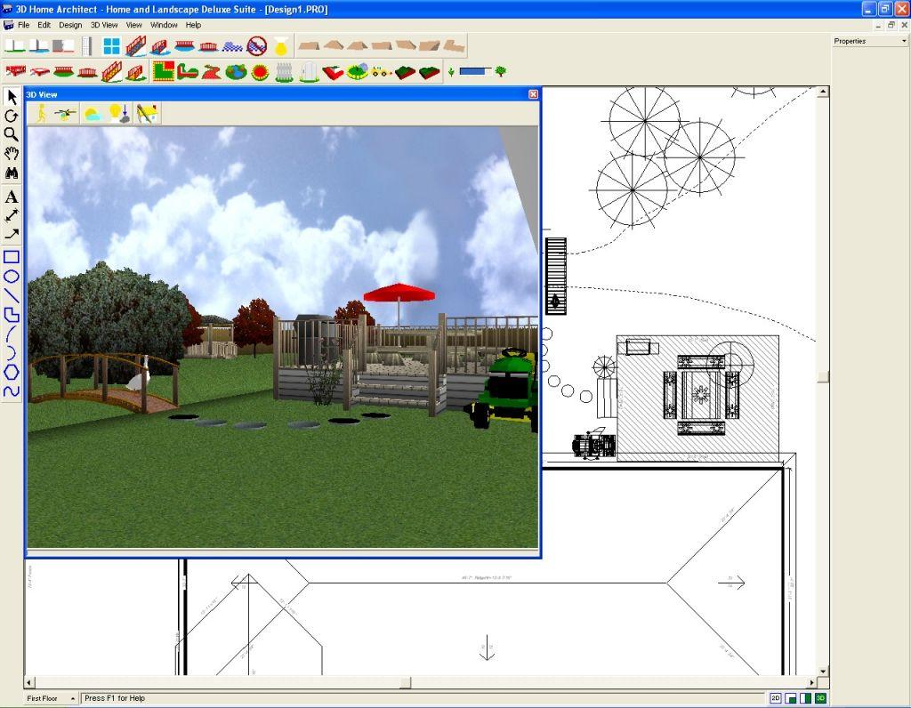 Total 3d Home And Landscape Design Suite Free Download Beatiful Landscape