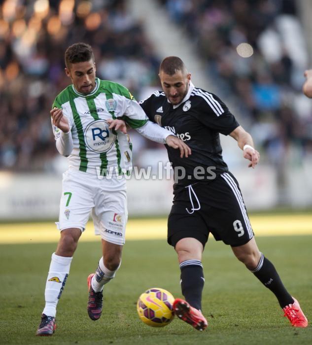 Imágenes Córdoba - R. Madrid   Jornada 20   Liga BBVA   Liga de Fútbol Profesional #FaustoRossi