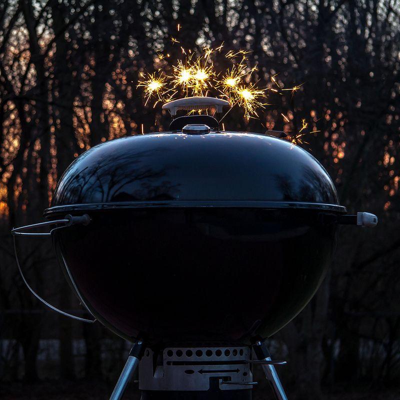 Happy New Year! | Weber kettle, Weber grill, Grill sale