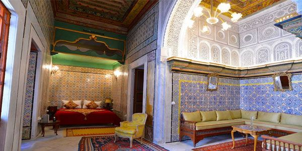 10 photos qui montrent que le jelliz tunisien est juste for Decoration maison tunisienne