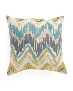 18x18 Chevron Pattern Pillow