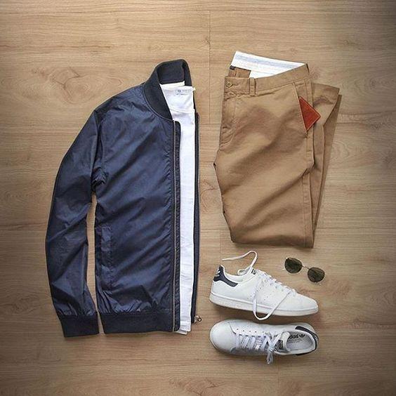 Calça Marrom Masculina, dicas para usar e inspirar | Mode