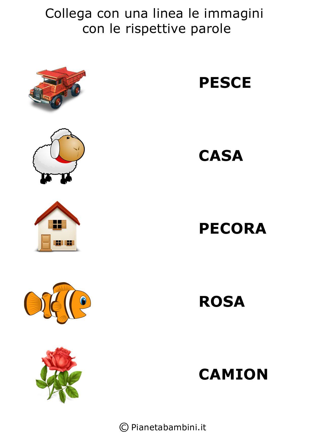 Pin di marta lap su didattica pinterest for Parole con mp per bambini