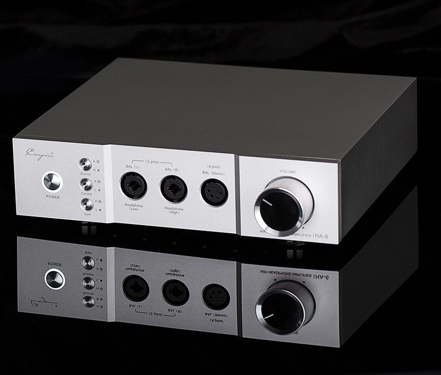 Cayin iHA6 Fully Balanced High Fidelity Headphone Amplifier