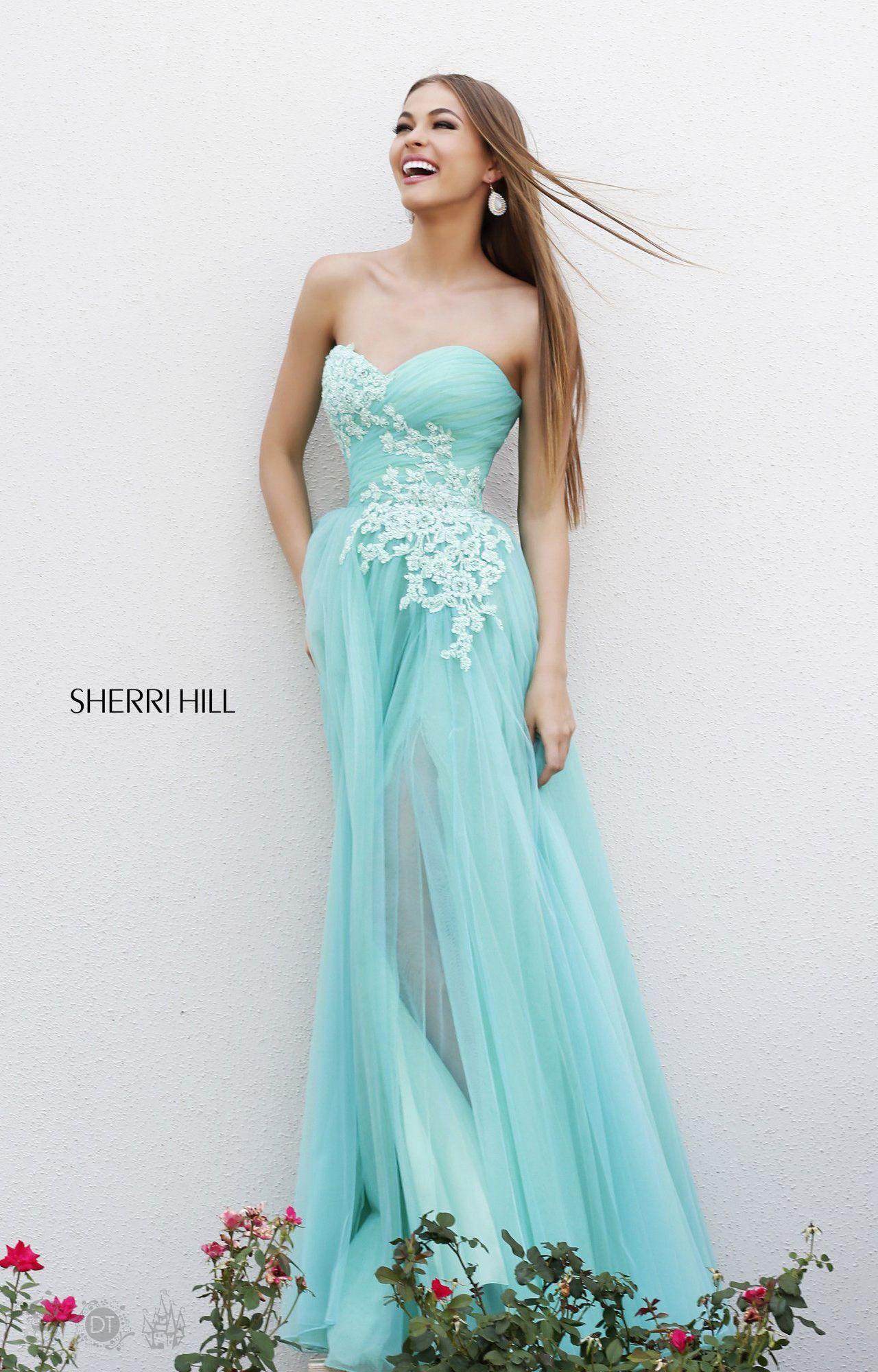 Sherri hill lace wedding dress  Sherri Hill  Sherri Hill  Pinterest  Image search Sherri hill