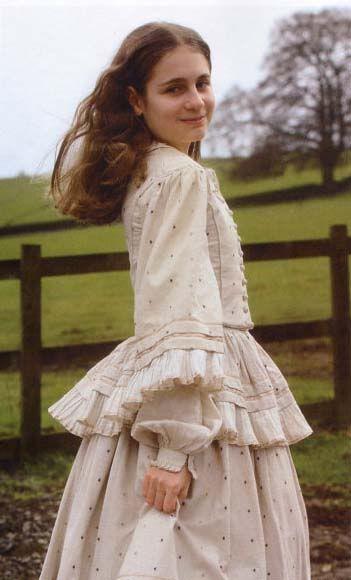 Cosima Littlewood Portrayed Adele Jane Eyre 2006 Jane Eyre Eyre