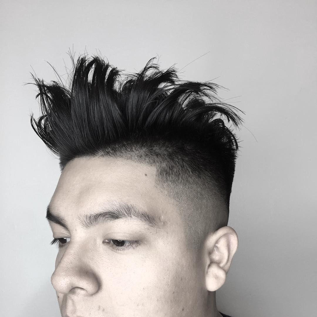 Popular haircut for men 2018 medium black hairstyle for men   black hairstyles  pinterest