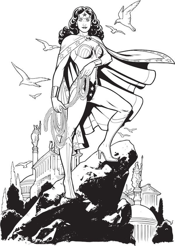 How about to print and color this Storm coloring page? She is an - copy coloring pages games superhero