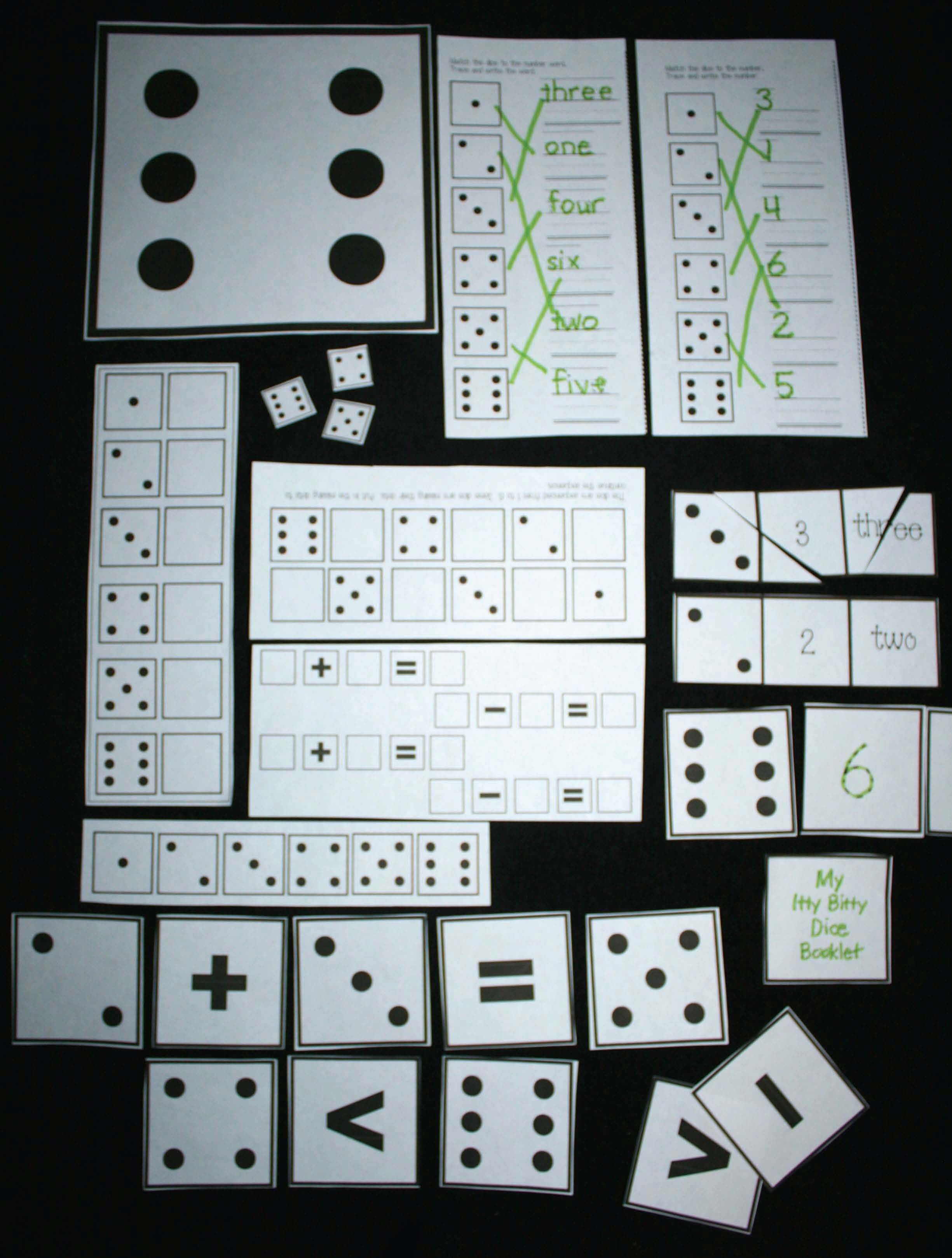 Dice Games To Reinforce Math Skills