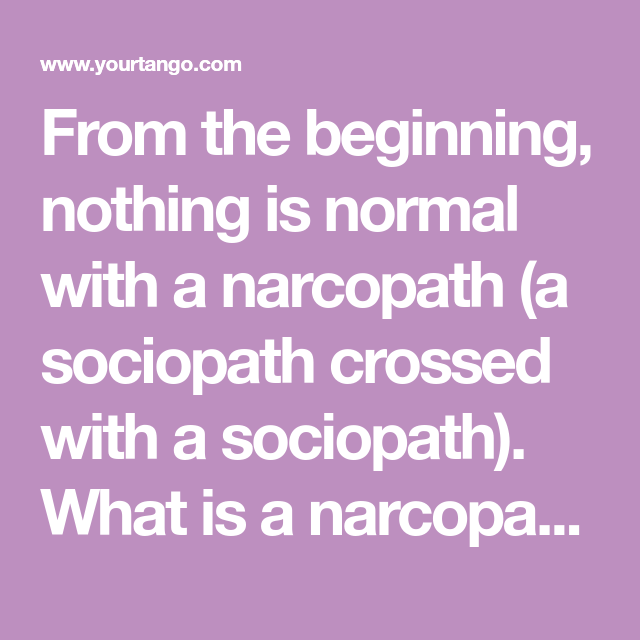 signs of a sociopath mother