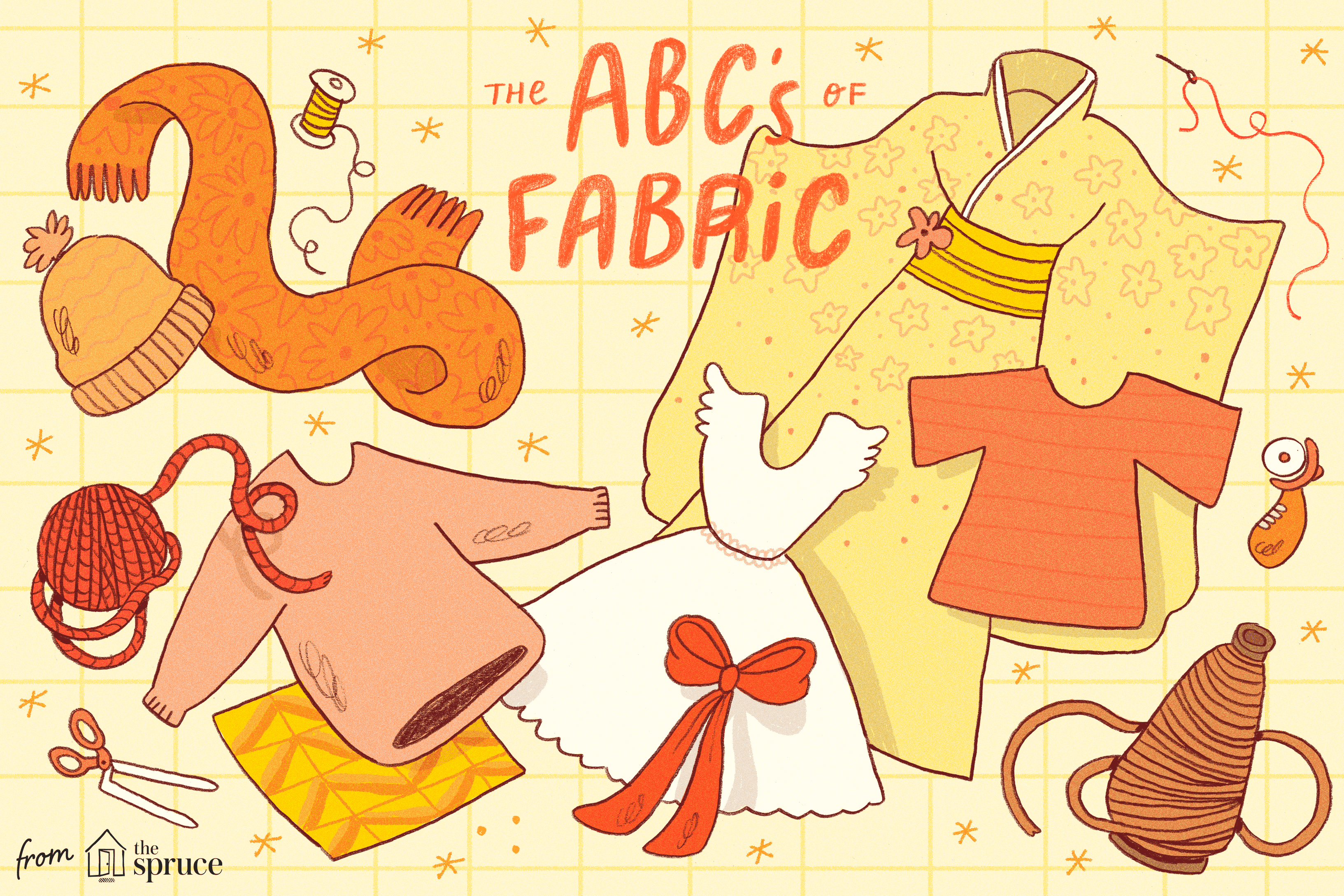 What Are You Really Wearing Types Of Fabric A To Z
