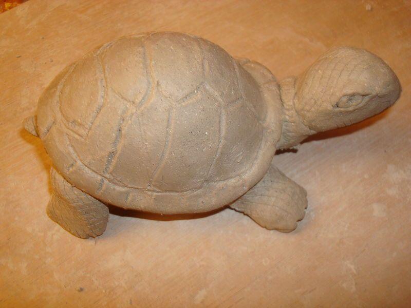 Modelage avec tutoriel d 39 une petite tortue tutoriels poterie modelage argile pinterest - Pate a sel modele facile ...