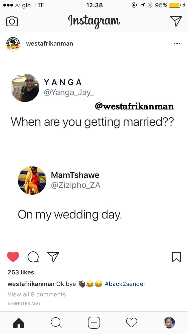 Pin By Asian Nkutt On Nigerian Humor African Jokes My Wedding Day My Wedding
