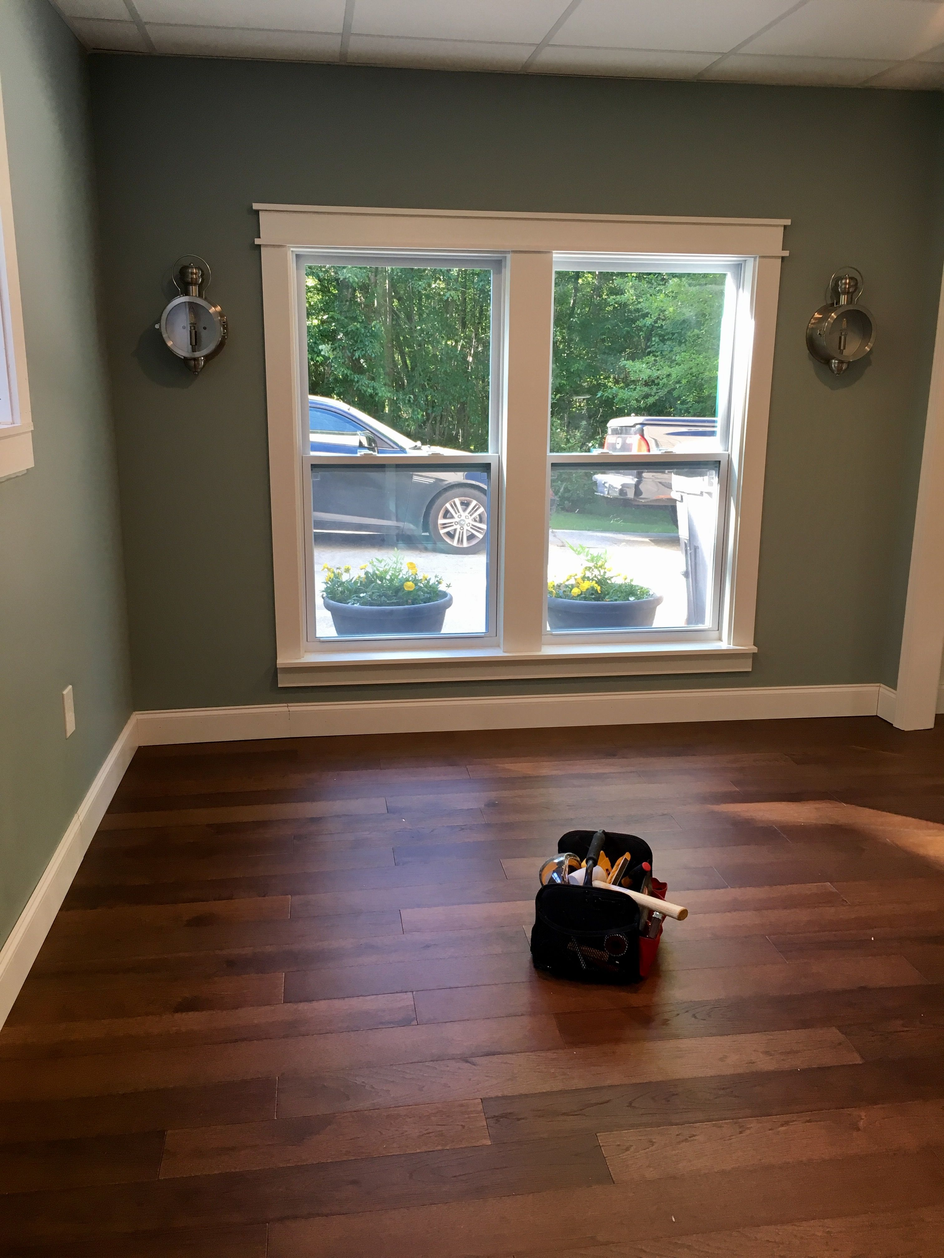 Benjamin Moore Silver Mink | Our Home | Room paint, Home ...