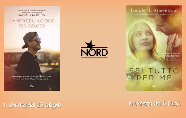 Romance and Fantasy for Cosmopolitan Girls: Segnalazione Nord Editore: Rachel van Dyken e Jenn...