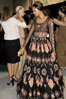 Valentino: Fashion Week Spring/Summer 2014 (Vogue.com UK)