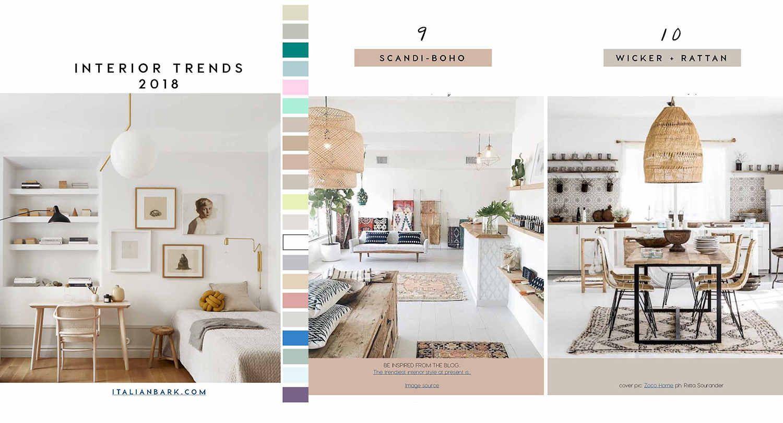 Kleurrijke Interieurs Pastel : Interior color trends 2019 kleurinspiratie en kleurenpalets