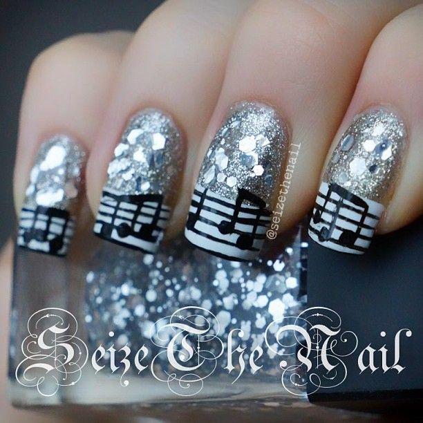 la la la la!! | uñas | Pinterest | Uñas artísticas, Uña decoradas y ...
