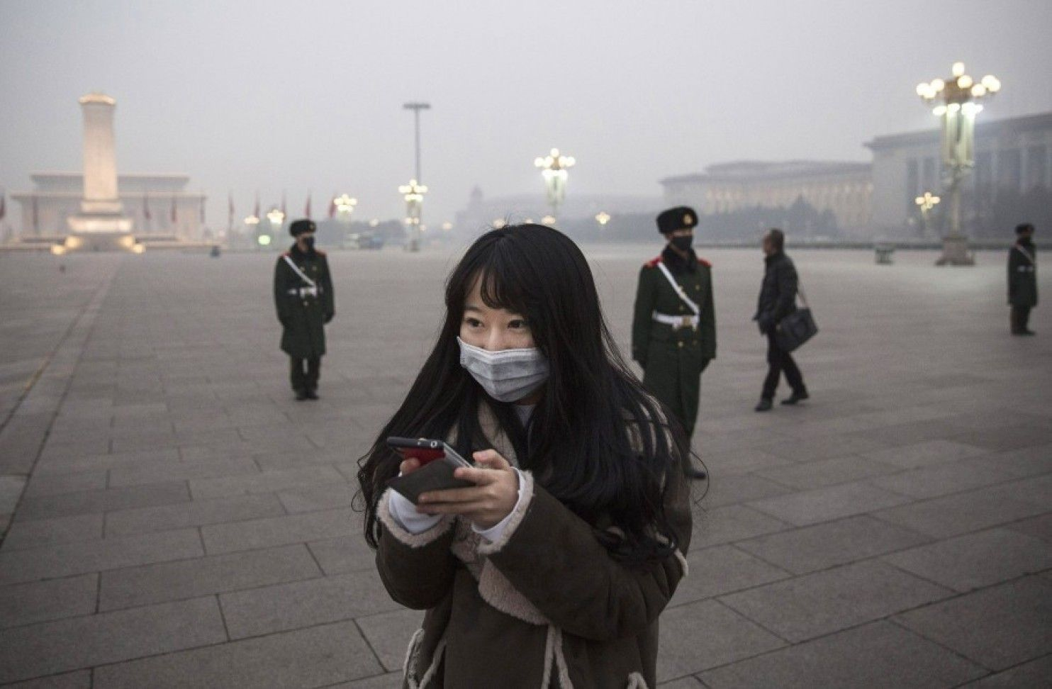 Pollution has increased by 8 percent in urban areas, the global health agency said.