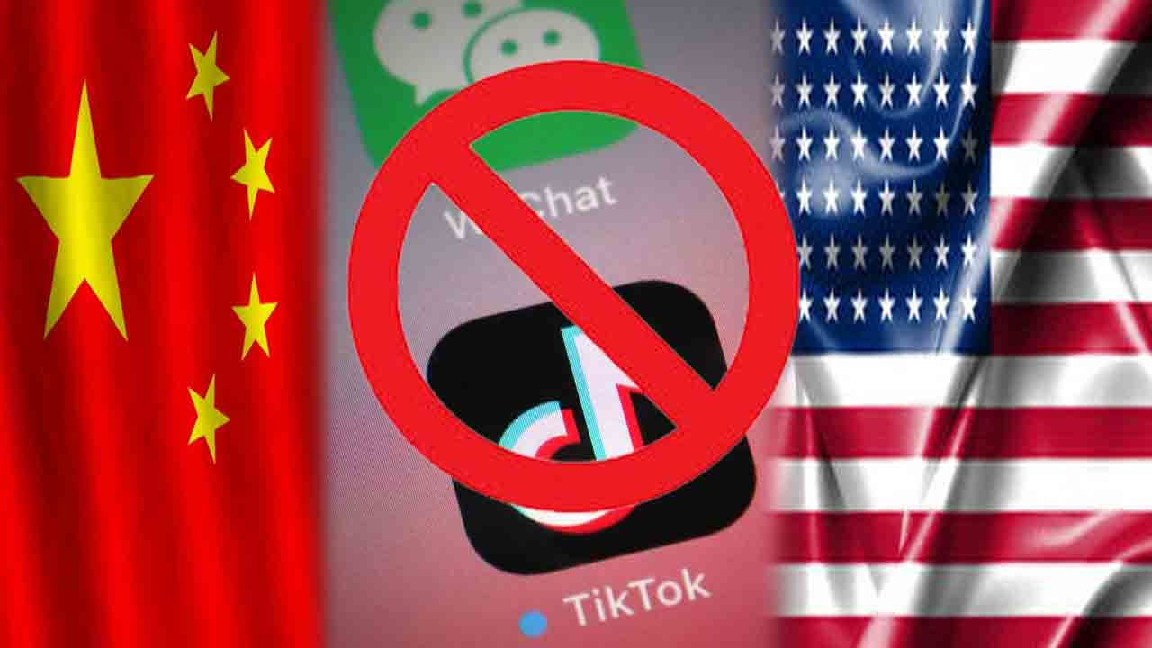 China S Response To Tiktok And Wechat Ban In The Us No Response This Is Us Consumer Data