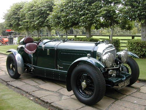 1950 Bentley Brooklands Racer by Petersen – SIMILAR CARS REQD Wanted | Car And C…