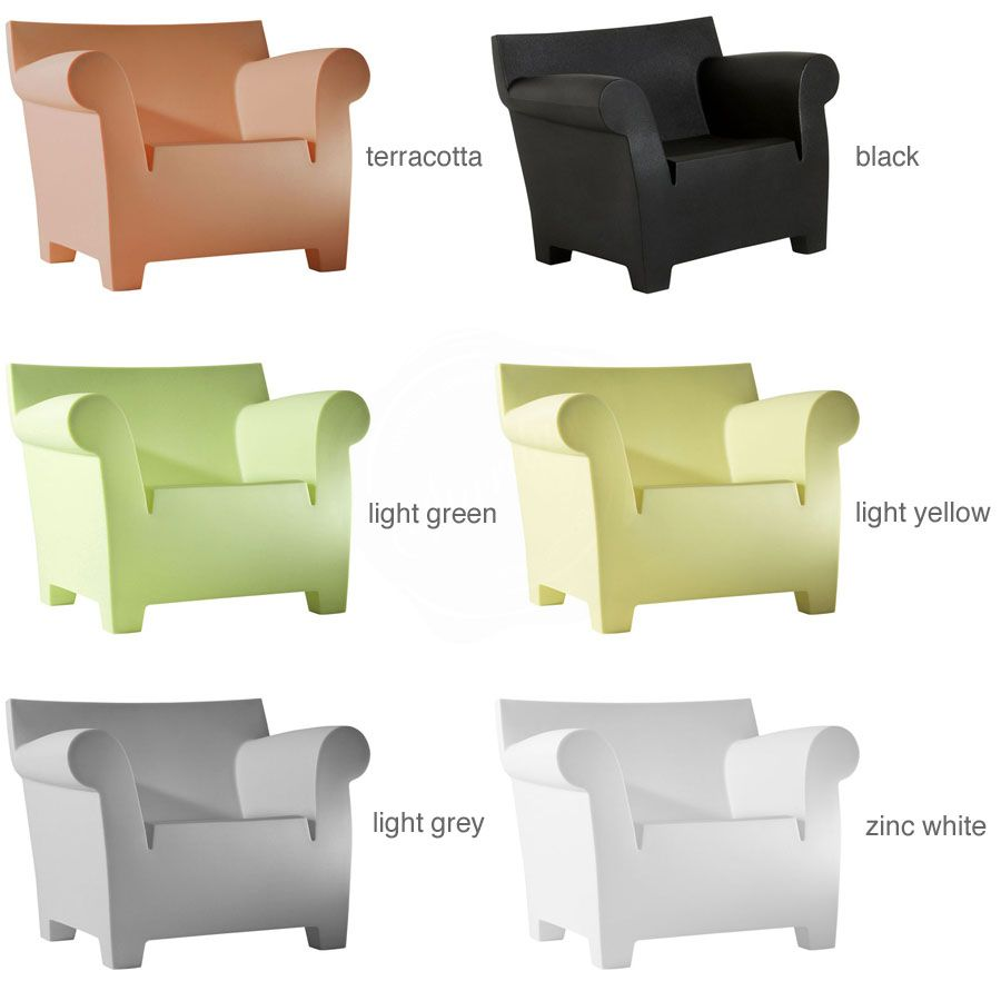 Kartell Bubble Club Chair By