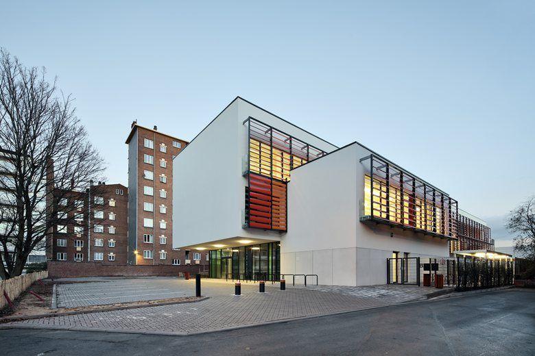 SEM 000 School, Brussels, 2015 - Urban Platform