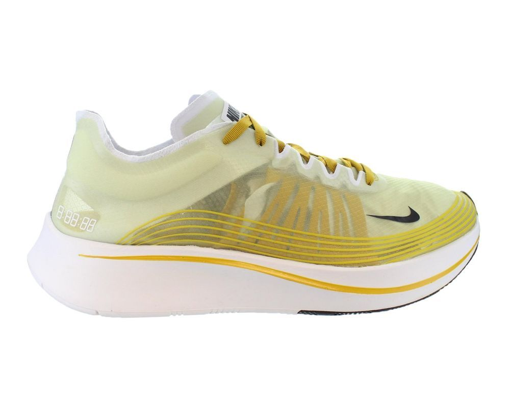 2eaa42291d368 Mens Nike Zoom Fly SP Dark Citron Black White AJ9282-300  fashion  clothing