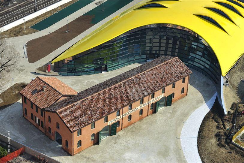 bastiglia modena secchia family foundation - photo#2
