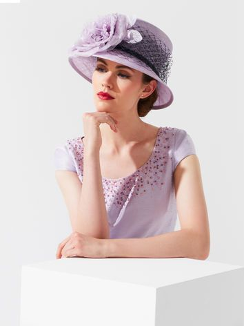 Small Brim Flower Hat Only 149 On Jacques Vert Co Uk Http Bit Ly 1lrdjhz Code