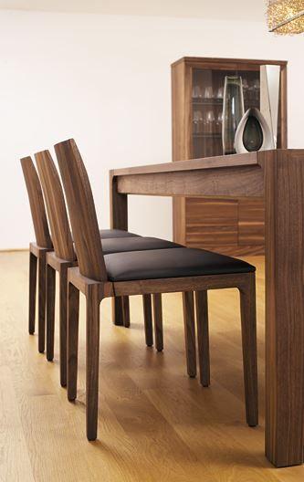 Ausgefallene Stühle Leder U0026 Holz (Voglauer Möbel)