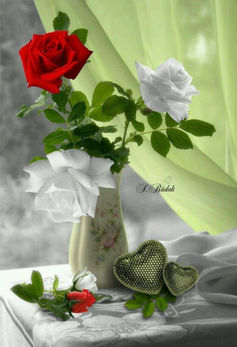 Roses and hearts love in 2018 pinterest flowers love and love roses and hearts whisper love flower pictures love images red roses beautiful izmirmasajfo