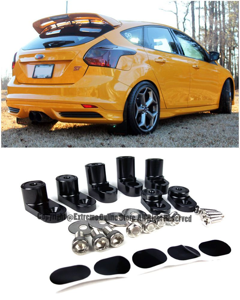 Eos Extreme Online Store For 13 Up Ford Focus St Hatchback