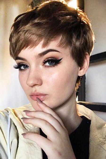 25 süße kurze Pixie-Haarschnitte #shortpixie
