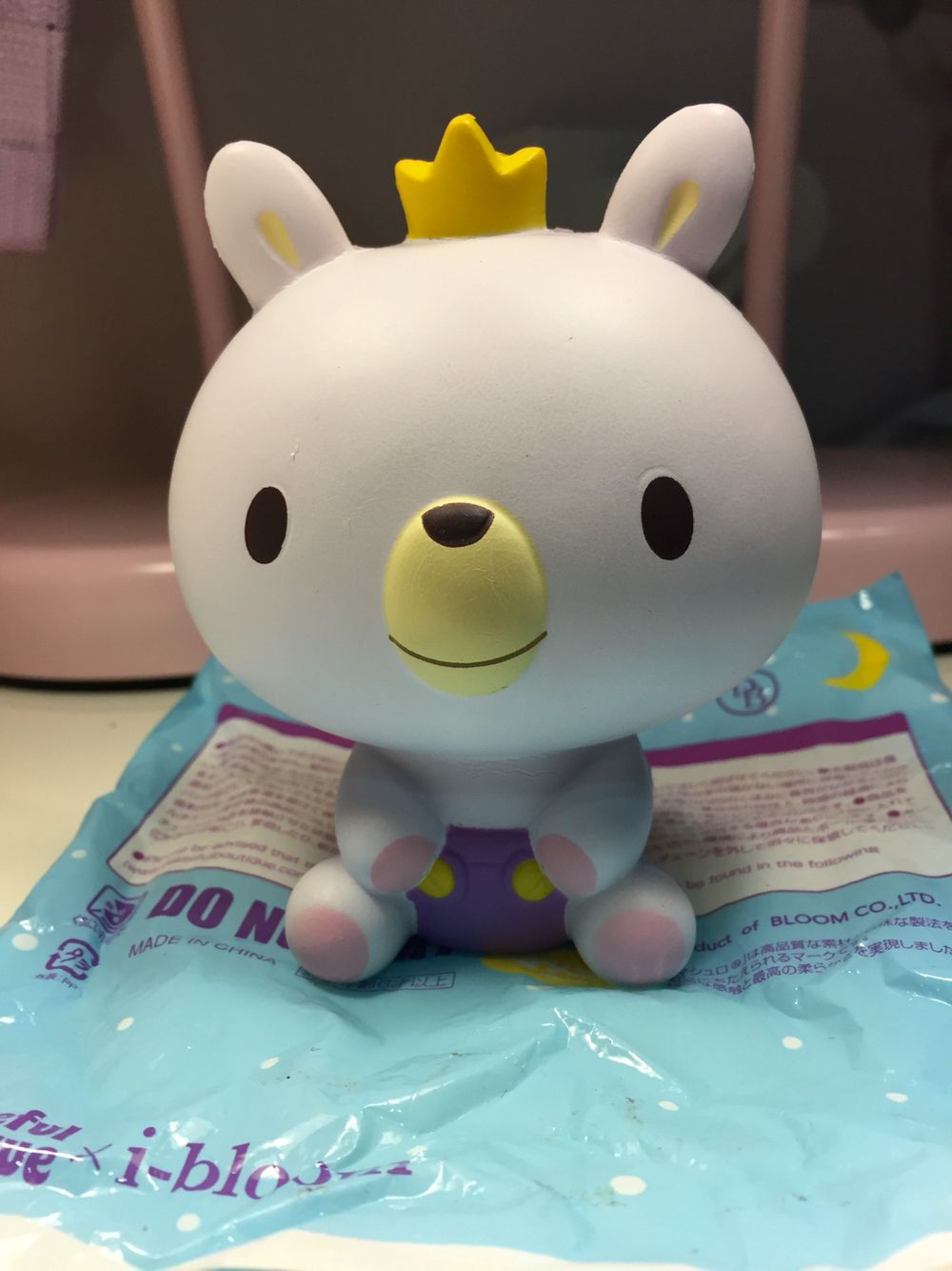 Squishy Toys With Slime In It : Snowy i-bloom Christmas Toys 2016 Pinterest Squishies, Kawaii and Slime
