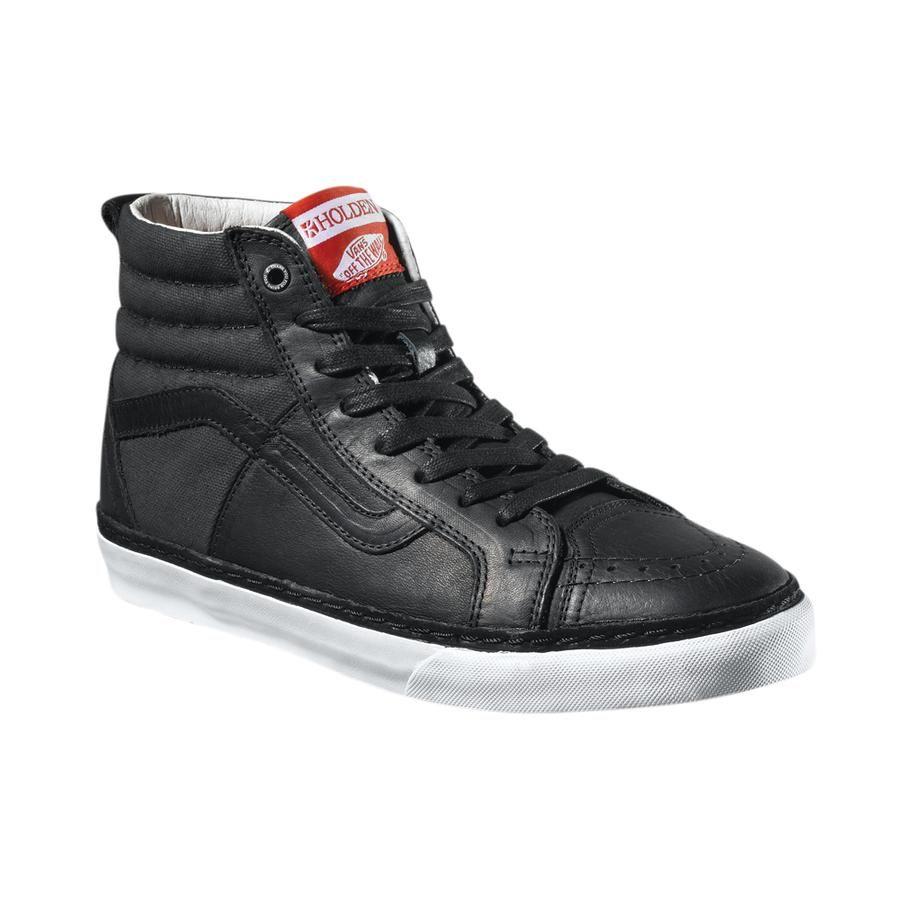 Skate shoes jakarta - Vans Holden Skate Shoe
