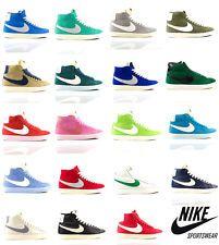 nike blazers colours