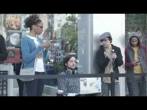 Samsung Galaxy Campaign Brilliantly Slams iPhone Fanboy