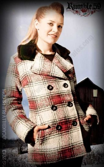 Rumble59 - Ladies Jacket - Peggy Sue