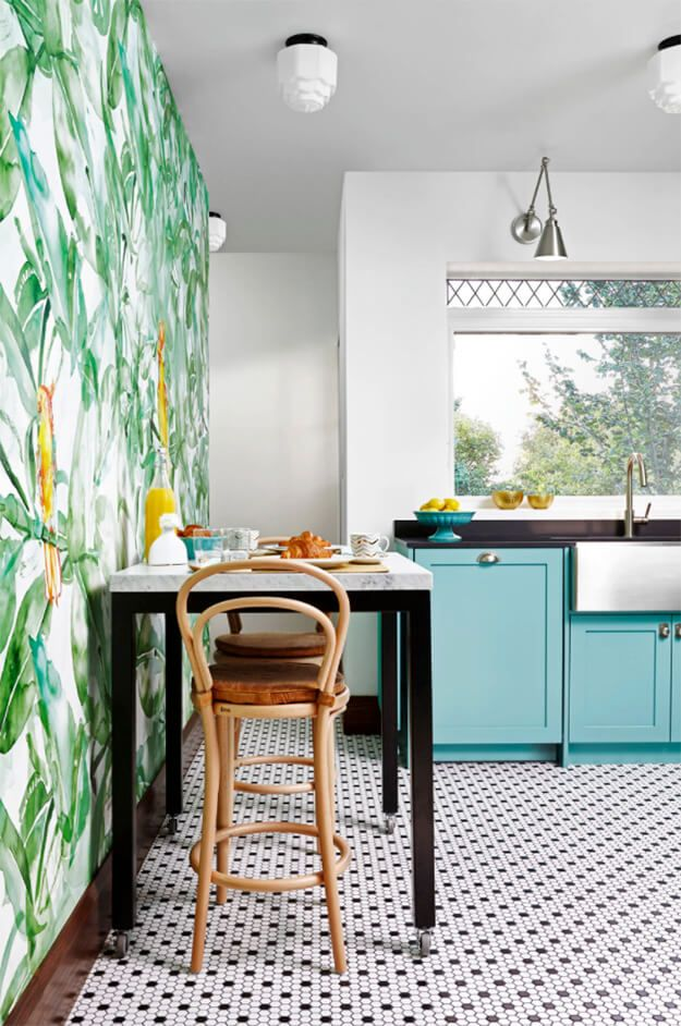Kim's favourite kitchens 2018 part 2 Kitchen flooring