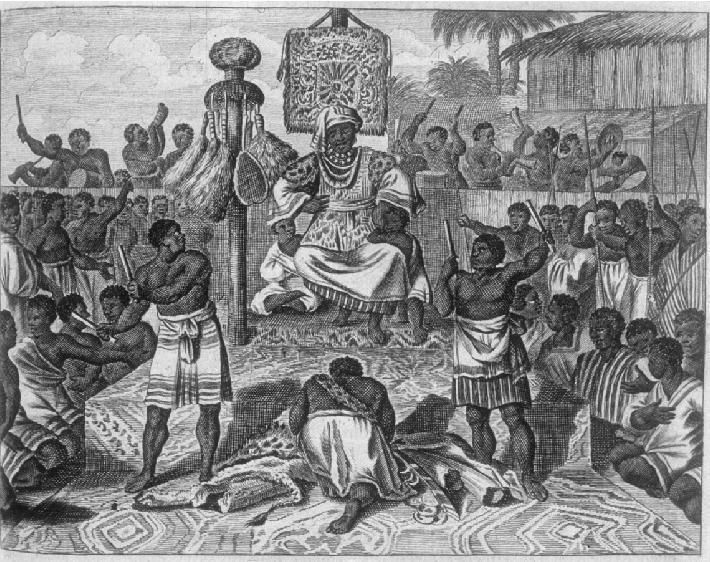 The History Of The United Kongo Central Africa Perolas Negras