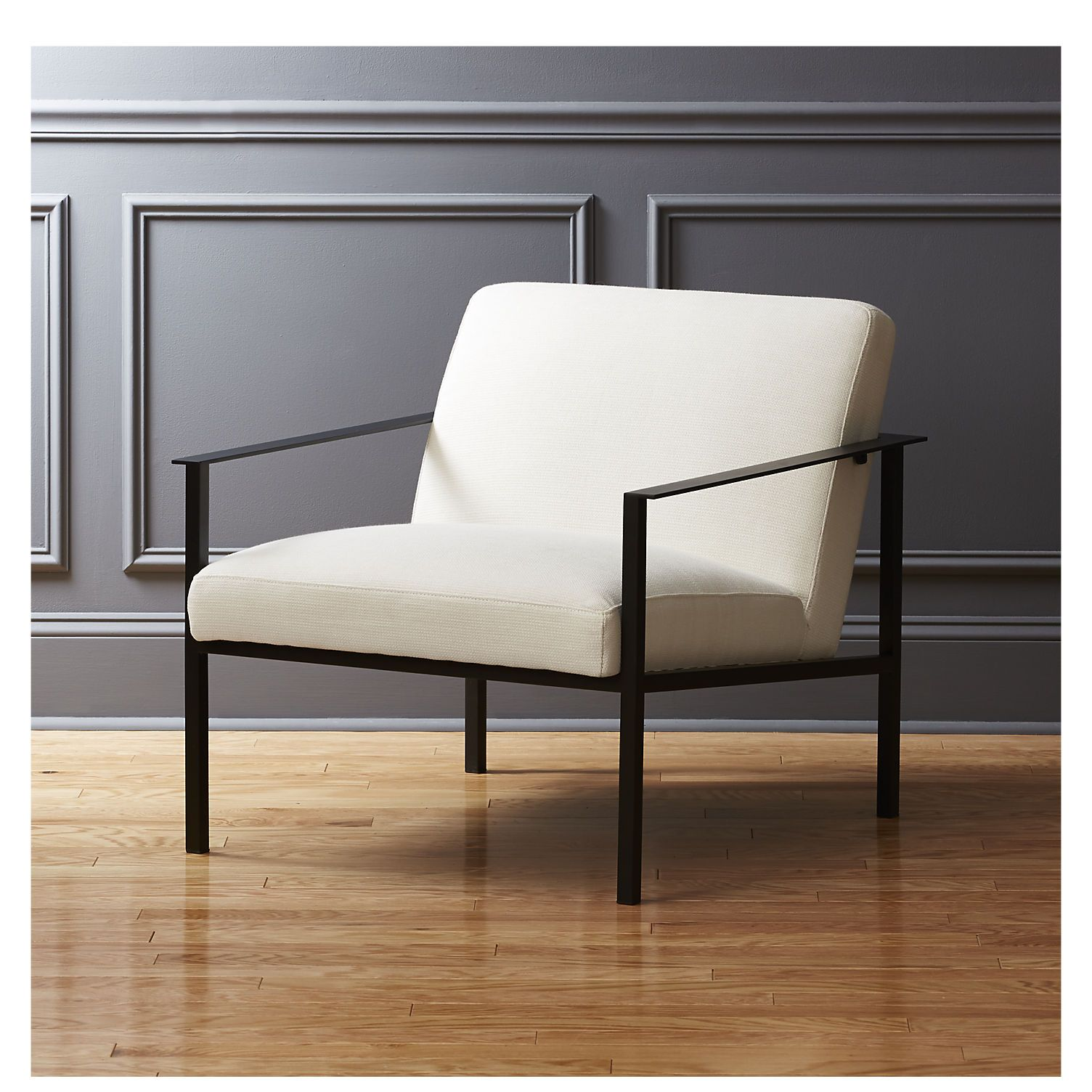 Cue White Chair Furniture, Chair, Living room designs
