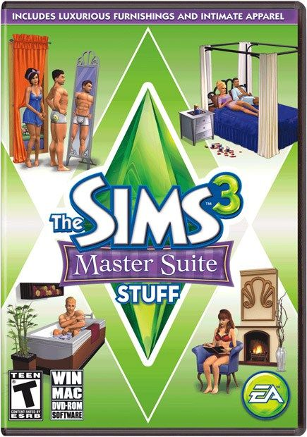 The Sims 3 Master Suite Stuff Pc Game Free Download Full Version